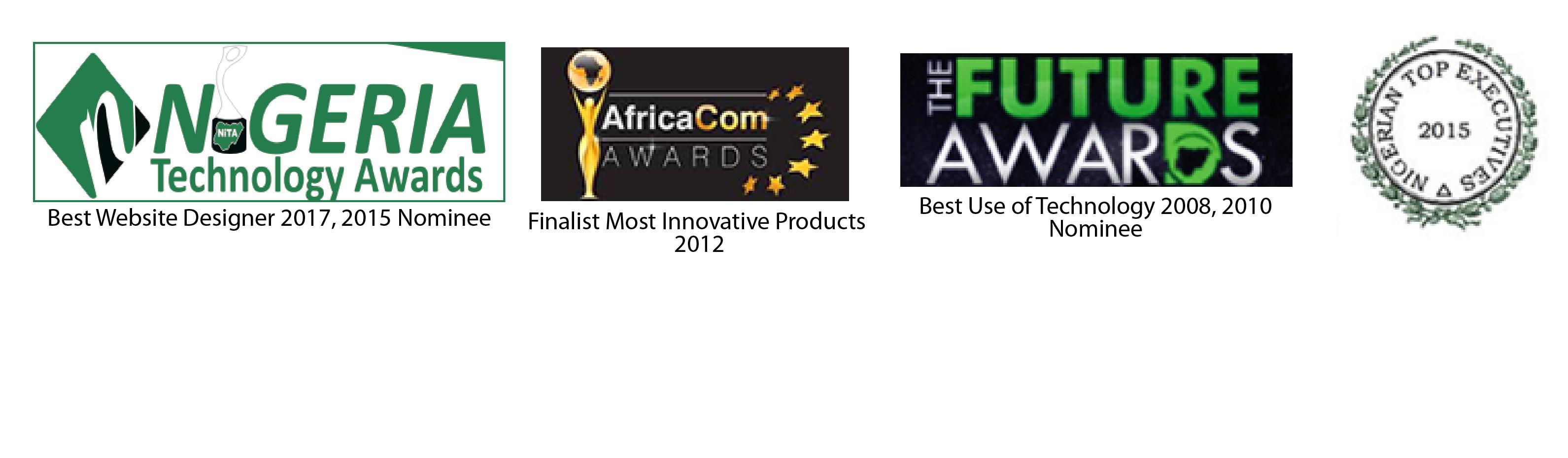 Winner Nigeria Technology Awards