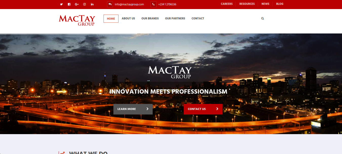 mactay group